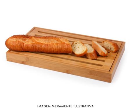 Tábua para Cortar Pão em Bambu Solis - Natural | WestwingNow