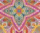 Capa de Almofada em Linho Misto Brodie, Colorido | WestwingNow