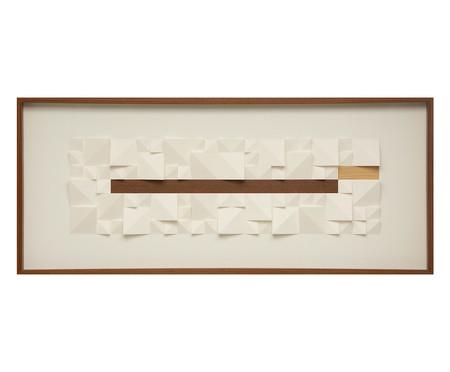Quadro com Vidro Mony - 122x52cm | WestwingNow