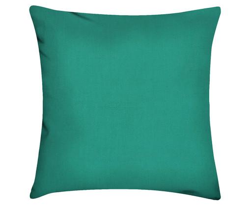 Capa de Almofada em Linho Misto Lauren - Verde Folha, Verde | WestwingNow