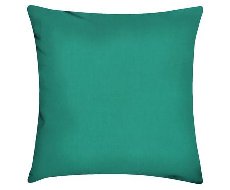 Capa de Almofada em Linho Misto Lauren - Verde Folha | WestwingNow