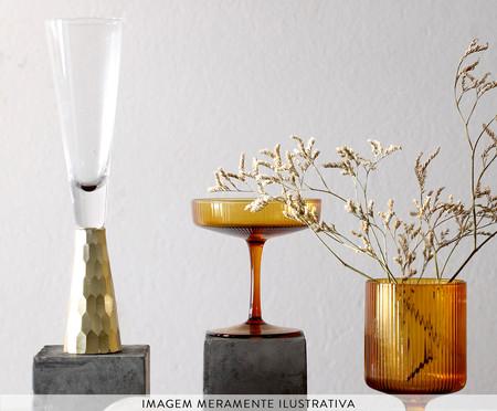 Jogo de Taças para Whiskey Dourado - 250ml | WestwingNow