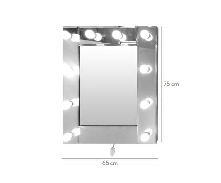 Espelho de Parede Camarim Bivolt - 65X75cm | WestwingNow