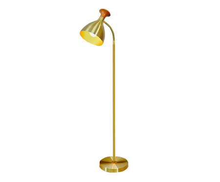 Luminária de Chão Sabrina  Dourado - Bivolt | WestwingNow