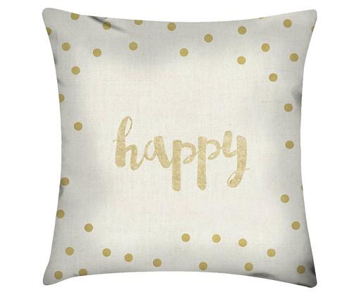 Capa de Almofada Happy Dots, Colorido | WestwingNow