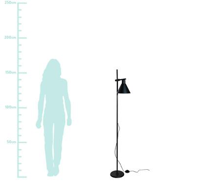 Luminária de Chão Karin Preto  - Bivolt   WestwingNow