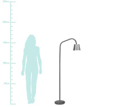 Luminária de Chão Marlene Prata  - Bivolt   WestwingNow