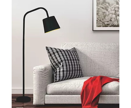 Luminária de Chão Marlene Branco  - Bivolt | WestwingNow