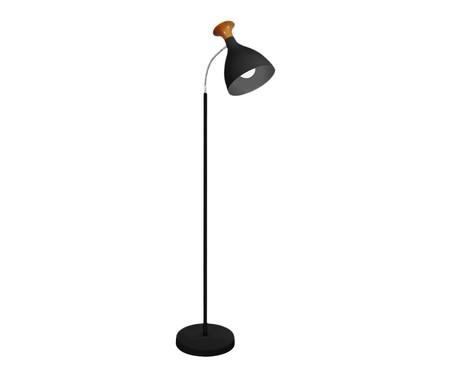 Luminária de Chão Sabrina  Preto - Bivolt | WestwingNow