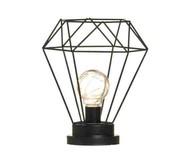Lanterna Decorativa Diamond l - Preto | WestwingNow