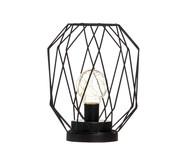 Lanterna Decorativa Diamond - Preto | WestwingNow