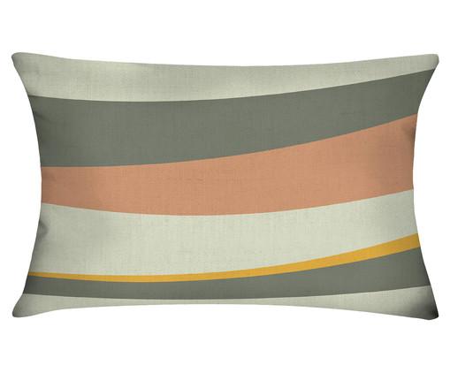 Capa de Almofada em Linho Misto Hirana, Colorido | WestwingNow