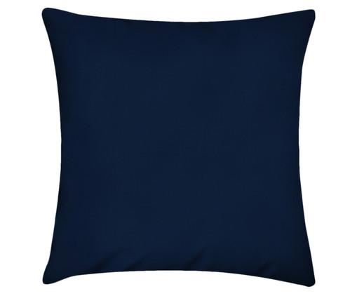Capa de Almofada em Linho Misto Lauren - Marinho, Azul | WestwingNow
