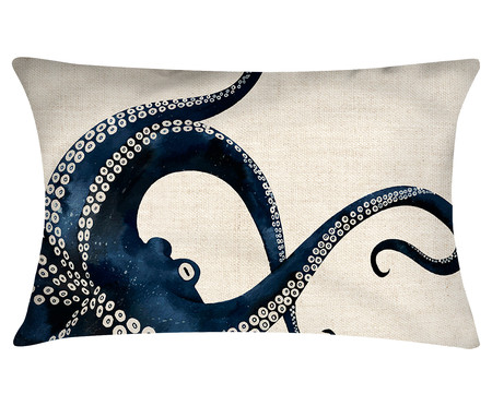Capa de Almofada em Linho Misto Alex | WestwingNow