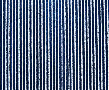 Tapete Redondo Belga Debrum Reflex Hax - Azul | WestwingNow