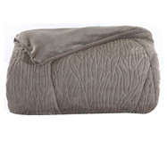 Edredom Plush Peles - Taupe | WestwingNow
