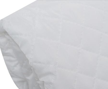 Protetor de Colchão Impermeável Caram - Branco | WestwingNow