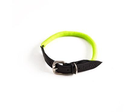 Coleira Rope - Prata e Verde   WestwingNow