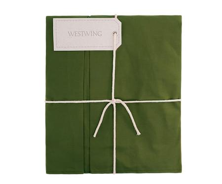 Saia para Cama Box com Babado Maya 200 Fios - Oliva | WestwingNow