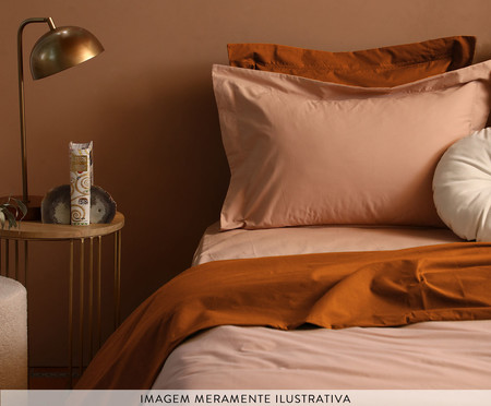 Duvet Maya 200 Fios - Pale | WestwingNow
