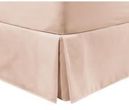 Saia para Cama Box com Babado Maya 200 Fios - Pale | WestwingNow
