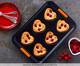 Forma de Muffins Antiaderente 6 Divisões Coração & Mensagens - Matte Black, Preto   WestwingNow