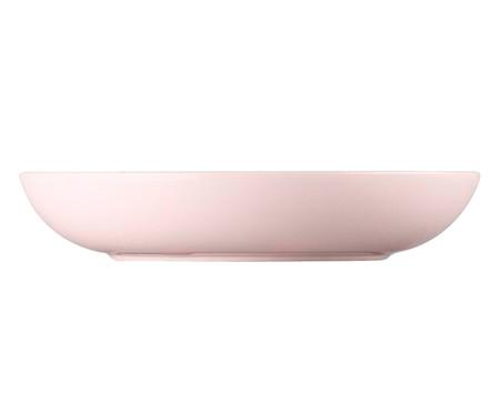 Prato Fundo em Cerâmica - Shell Pink | WestwingNow