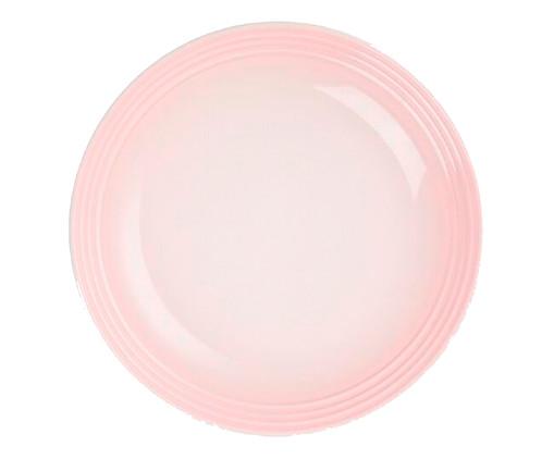 Prato Fundo em Cerâmica - Shell Pink, Rosa | WestwingNow