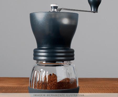 Moedor de Café Manual Rike - Transparente | WestwingNow