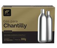 Cápsulas de Gás para Chantilly N20 - Prata | WestwingNow