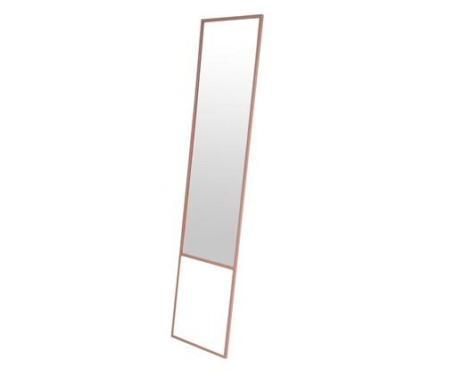 Espelho de Chão Viana - Rosé, Rosa | WestwingNow