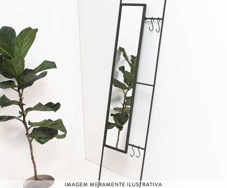 Espelho Escada Lizzie  - Preto | WestwingNow