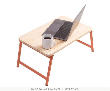 Mesa para Notebook Eva - Terracota | WestwingNow