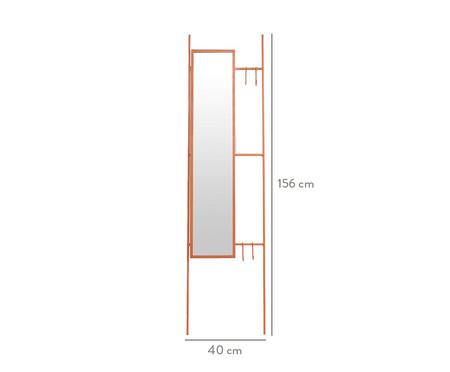 Espelho Escada Lizzie  - Terracota | WestwingNow