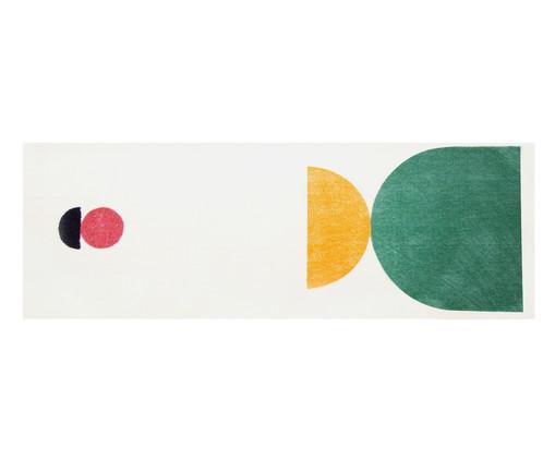 Tapete Passadeira Bauhaus, Colorido | WestwingNow