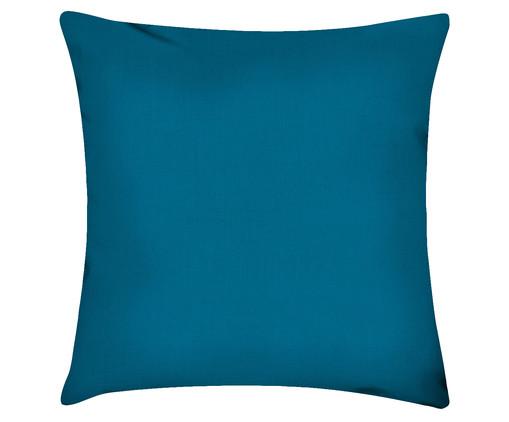 Capa de Almofada em Linho Misto Maturino, Azul | WestwingNow