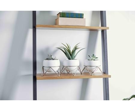 Jogo de Vasos Decorativos Eva - Branco | WestwingNow