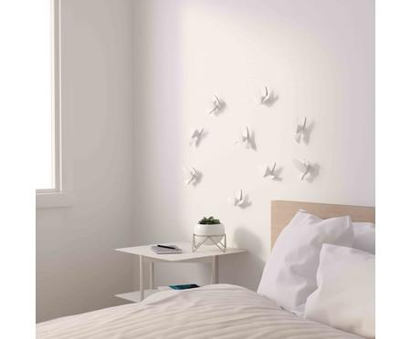 Adorno de Parede Birds - Branco | WestwingNow