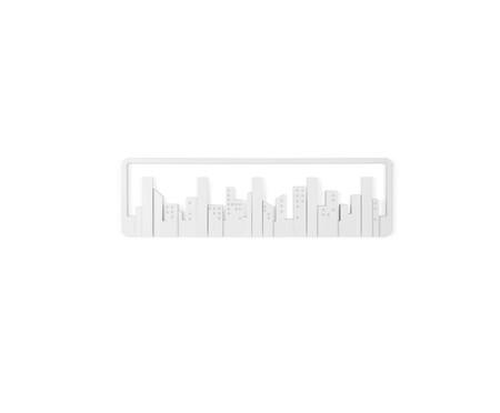 Cabideiro de Parede Sky - Branco | WestwingNow