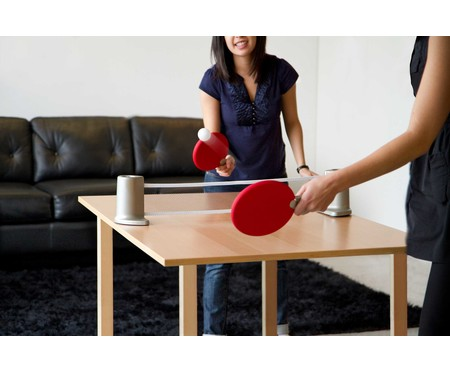 Jogo de Ping Pong - Cinza | WestwingNow