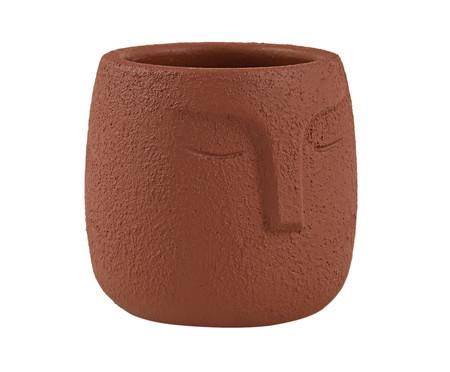 Vaso em Cimento Moana - Terracota | WestwingNow