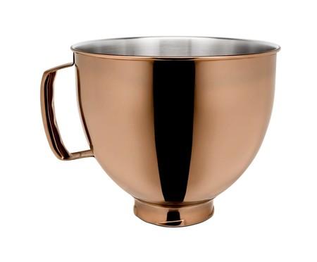 Bowl Radiant Copper em Aço Inox para Stand Mixer - Cobre | WestwingNow