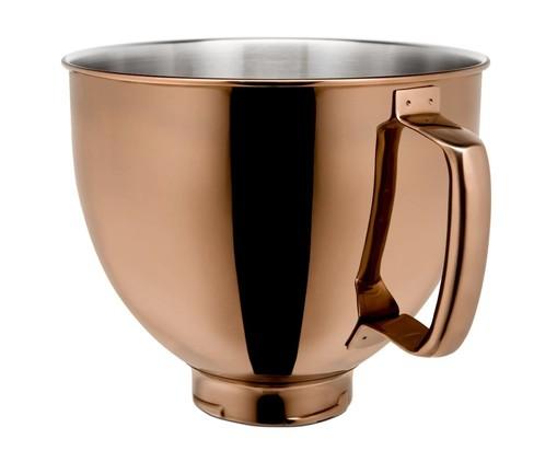 Bowl Radiant Copper em Aço Inox para Stand Mixer - Cobre, Cobre   WestwingNow