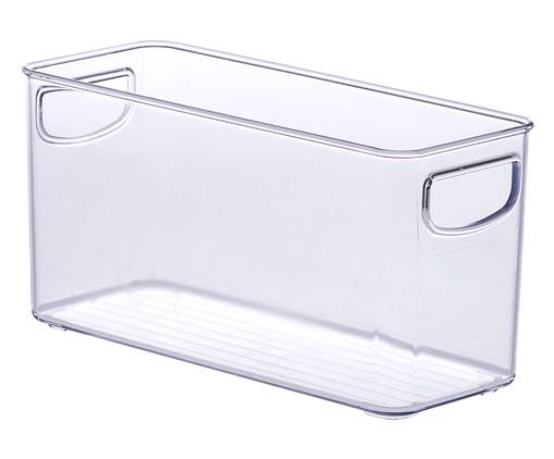 Caixa Organizadora Diamond - Transparente, Transparente | WestwingNow