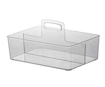 Caixa Organizadora Erlian - Transparente | WestwingNow