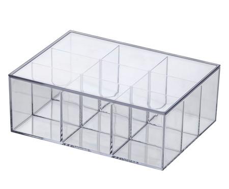 Caixa Organizadora Rumbaca - Transparente | WestwingNow