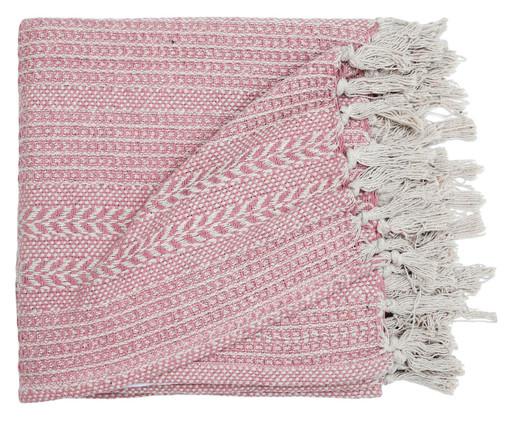 Manta Batik Ash - Rosê, Rosa Acizentado | WestwingNow