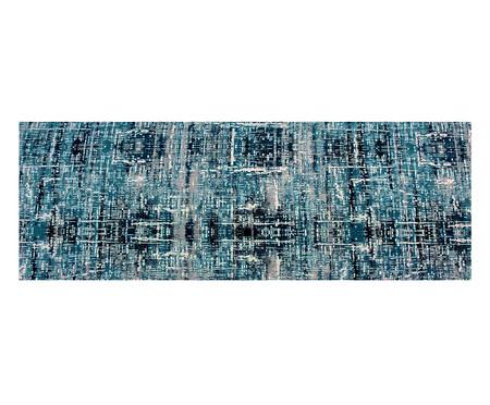 Passadeira Dimension Debrum - Azul e Bege | WestwingNow