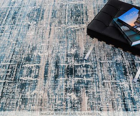 Tapete Dimension Debrum - Azul e Bege   WestwingNow