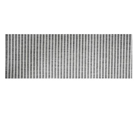 Passadeira Belga Edition Debrum Stripes - Prata   WestwingNow